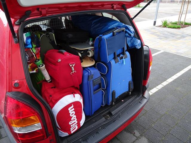 plný kufr