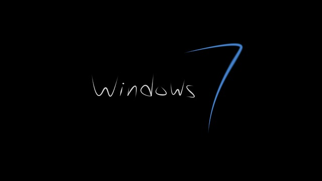 nápis Windows