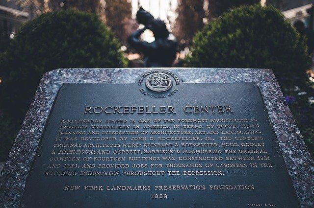 centrum Rockefellerů