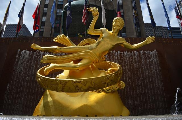 zlatý Prometheus