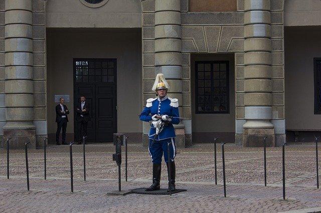 strážník