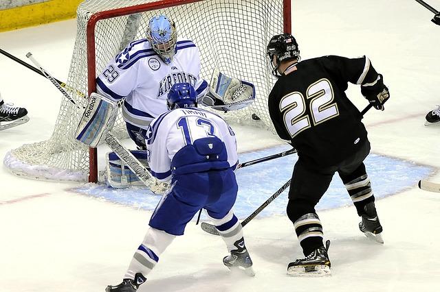 hokej na ledě