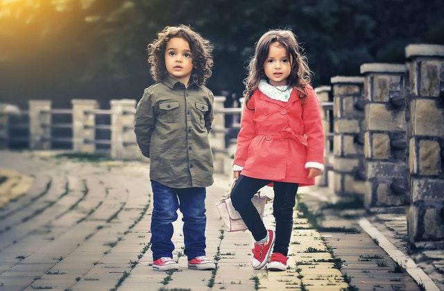 malé deti
